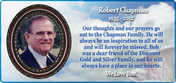 Robert Chapman Memorial Graphic