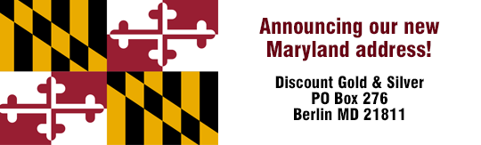 Maryland state flag logo - Maryland location coming soon.